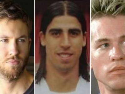 Football look-alikes: Ramos compared to Calvin Harris, Sami Khedira and Val Kilmer by fans