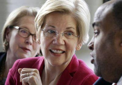 Sen. Warren honing campaign pitch as GOP eyes 2018 campaign
