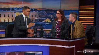 The cathartic responses to Trump's trans military ban on late-night TV