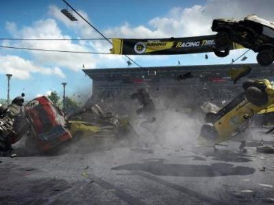 Wreckfest Console Release Delayed to 2019