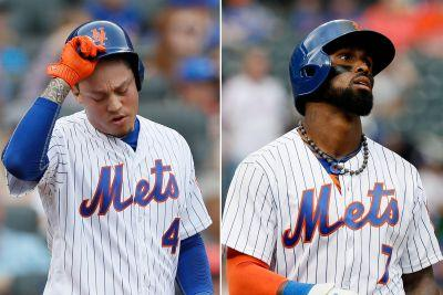 Mets' roster shuffle continues as Jose Reyes heads to the DL