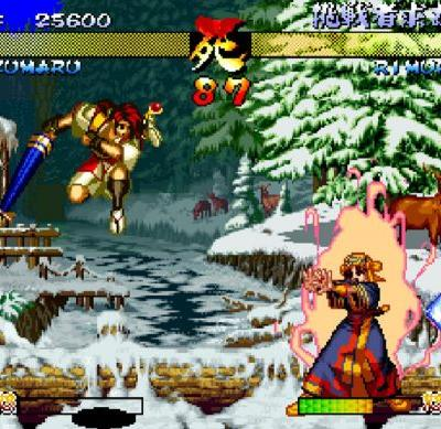 Samurai Shodown III bursts onto Nintendo Switch today