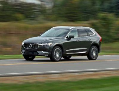 2018 Volvo XC60 T6 Tested: An Arne Jacobsen Lounge Chair on Wheels