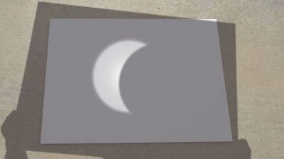 Low-tech: Make a pinhole camera to watch the solar eclipse on August 21st