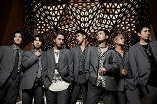 Sandaime J Soul Brothers from EXILE TRIBE, New Girl Group BEYOOOOONDS Top Japan Hot 100