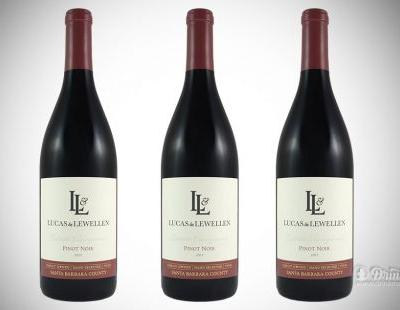 2015 Lucas & Lewellen Pinot Noir: The Brother From Another Mother