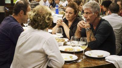 Anthony Bourdain Parts Unknown in San Sebastián: Just the One-Liners