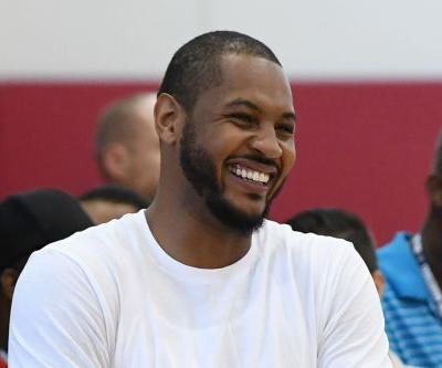 Carmelo Anthony heading to Rockets for role he despises