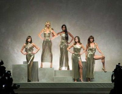 Age on the Runway: Breaking Through The Final Frontier