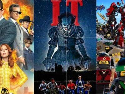 Can Kingsman 2 or Ninjago Take Down IT at the Box Office?