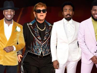 Every best dressed dude at the Grammys 2018