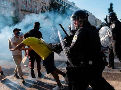 Park Police contradict the White House's claims that it didn't use tear gas on protesters, admit they were 'incorrect' in saying pepper balls aren't tear gas