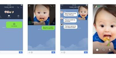Messaging app Line adds livestreaming for group chats