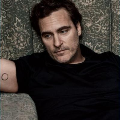 Joaquin Phoenix Covers The New York Times Style Magazine
