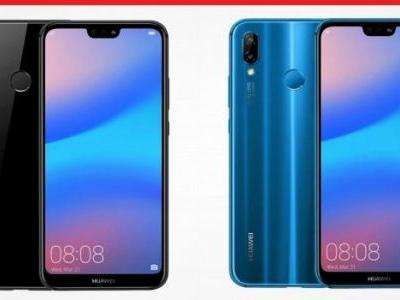 Huawei P20 Lite appears in an unboxing and first impressions video