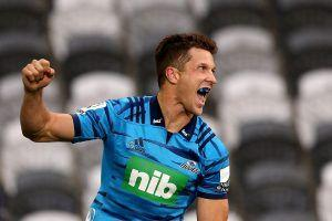 WATCH: Blues backline scores most Sonny Bill try ever