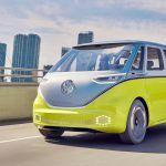 Volkswagen I.D. Buzz Electric Bus Confirmed for U.S.-in 2022