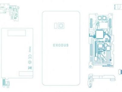 HTC's blockchain-powered Exodus phone will arrive in Q3 and cost a bomb