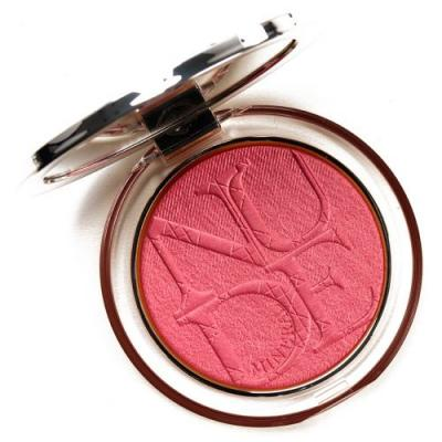 Dior Coral Pop Diorskin Nude Luminizer Blush Review & Swatches
