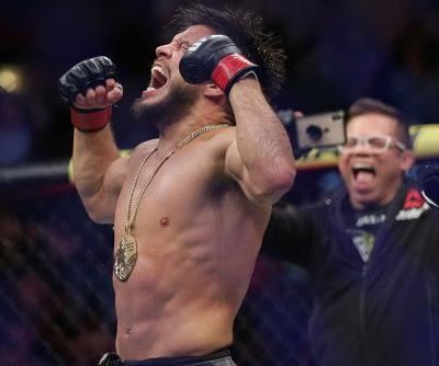 Dana White: UFC sticking with flyweight division after Henry Cejudo's 135 title win