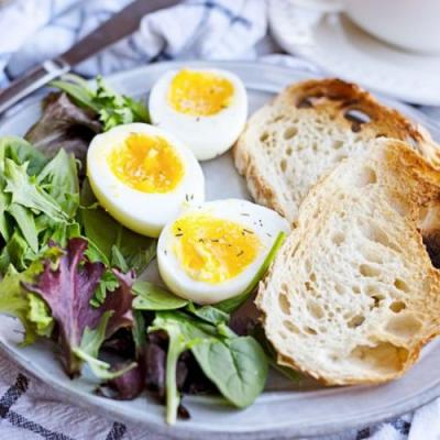 Instant Pot Soft Boiled Eggs