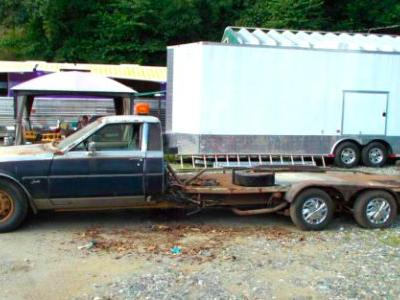 How A North Carolina Mechanic Home-Brewed A Cadillac Seville Into An Epic Car Hauler