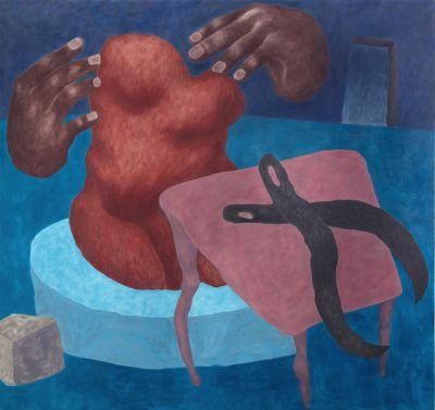 Ginny Casey: Disembodied hands and lumps of clay in Philadelphia