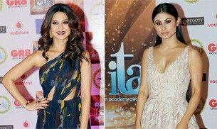 Jennifer Winget to Mouni Roy: The hottest small-screen actresses from ITA 2017 red carpet