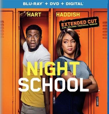 Blu-ray Review: Night School (2018)