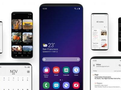 Samsung announces One UI, a massive overhaul of its Android interface