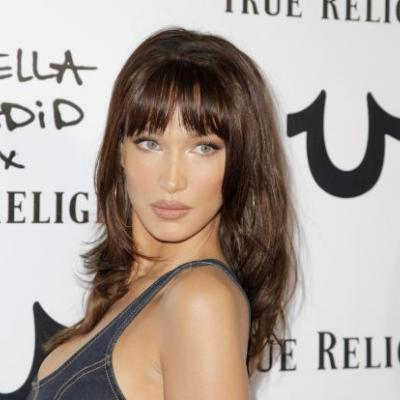 Bella Hadid's New Dirty Blonde Hair Proves Gigi Isn't The Only Sister Who Can Pull Off Light Locks