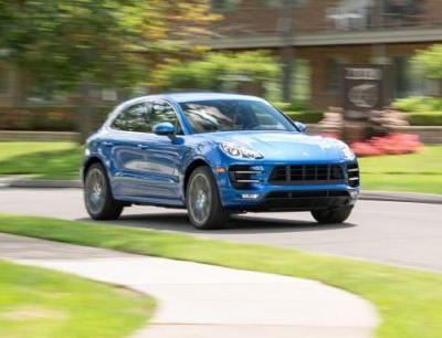 2017 Porsche Macan Turbo In-Depth Review: Very Small, Very Fast, Very Expensive