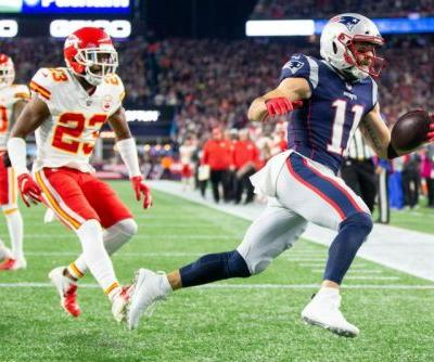 Top 50 fantasy football wide receivers for Week 7