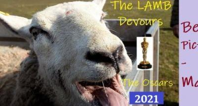 The Lamb Devours the Oscars 2021 - Best Picture - Mank