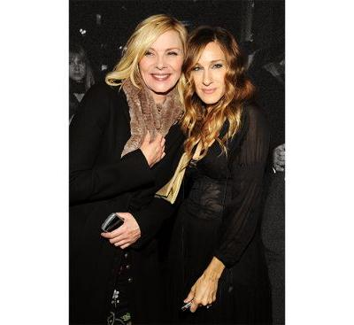 SJP Spilled More Tea on her SATC 3 Dramz with Kim Cattrall