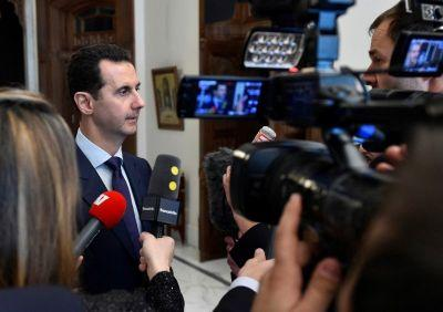 Report: Russia and Iran know Syria is still making chemical weapons