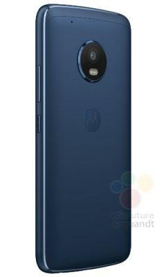 Moto G5 Plus In Midnight Blue Color Leaks Online