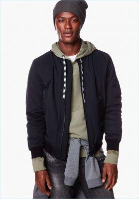United Colors of Benetton Layers Classics for Fall '17 Collection