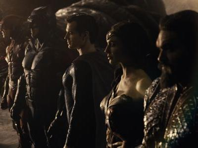 Zack Snyder's Justice League cast a Green Lantern actor for its ending scene