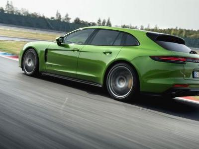 The 454bhp Porsche Panamera GTS Is Here To Alarm Your Passengers