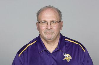 Vikings offensive line coach Sparano died of heart disease