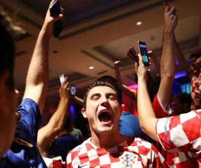 How watching the World Cup final might affect your health