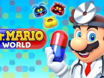 Dr Mario World Opens For Bookings July 10