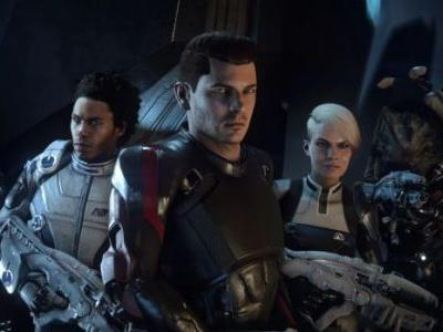 Mass Effect Andromeda is Now Available For EA Access