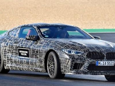 The BMW M8 Will Belt Out 650bhp In Its Shoutiest Form