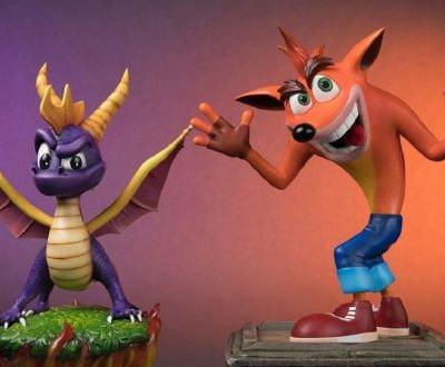 This Spyro and Crash bundle looks like a great way to get each trilogy