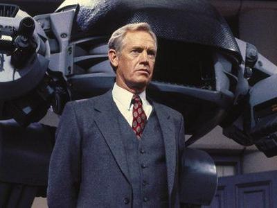 A 'RoboCop' Prequel With No RoboCop? MGM is Developing a Show About Ronny Cox's Dick Jones
