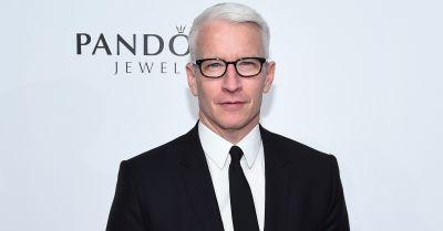 "Anderson Cooper Apologizes For His ""Crude"" Remark to a Trump Supporter"