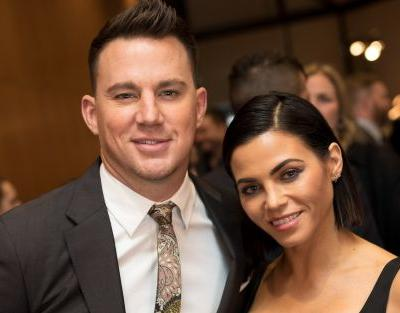 Channing and Jenna Dewan Tatum's Daughter Makes a Rare Appearance - and She's so Big!
