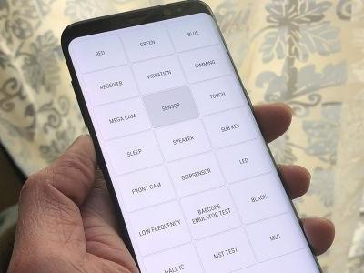 This Samsung Galaxy Dialer Code Lets You Test Each Sensor on Your Phone